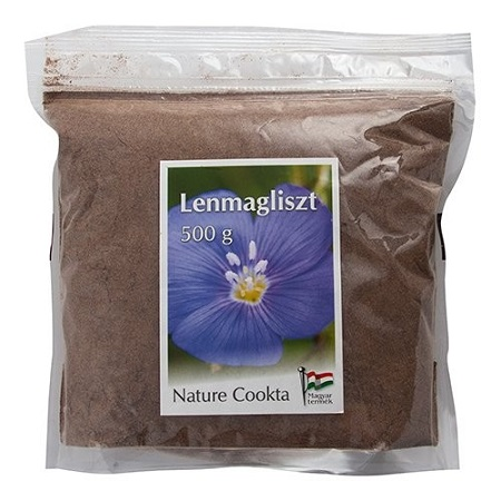 NATURE COOKTA LENMAGLISZT 500 G