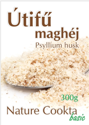 Nature Cookta ÚTIFŰMAGHÉJ 300G